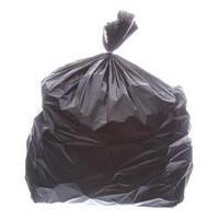 Saco para Lixo com Capacidade de 60 Litros Preto com 100 Unidades Itaquiti