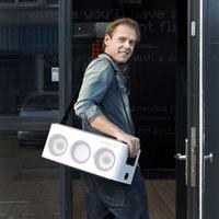 Micro System Philips M1X-DJ DS8900 com Bluetooth Conexão com iPhone