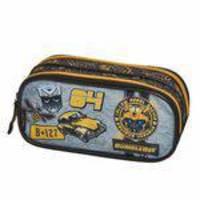 Estojo Duplo Transformers Bumblebee Racer - Pacific