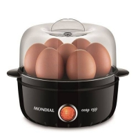 Steam Cooker Mondial Easy Egg Eg-01 Preto