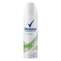 Desodorante Aerosol Rexona Motion Sense Bamboo Feminino 150ml/90g
