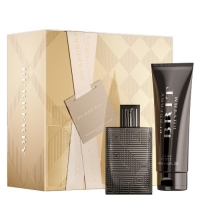 Kit Brit Rhythm Intense de Burberry Eau de Toilette Masculino 50ml + Gel de Banho 100ml