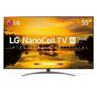 Smart TV 4K LG LED 55 55SM9000PSA