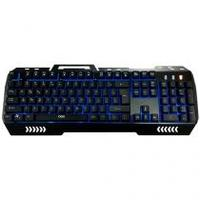 Teclado Gamer Multimídia USB Fusion TC204 - OEX