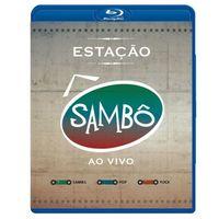 Estação Sambo - Ao Vivo Blu-Ray Multi-Região /Reg 4