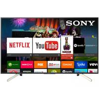 Smart TV LED 55 Sony 4K Ultra HD KD-55X755F Android Conversor Digital