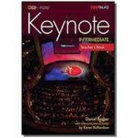 Keynote - bre - intermediate - teachers book + cla