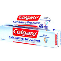 Creme Dental Colgate Sensitive Pro Alívio 50g