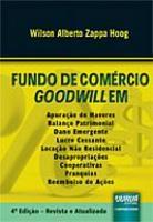 Fundo De Comércio Goodwill  4ª Edição