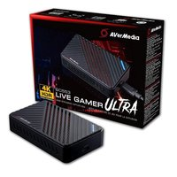 Placa de Captura Avermedia Live Gamer Ultra GC553 Preto