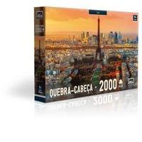 Quebra-Cabeça 2000 Peças Paris