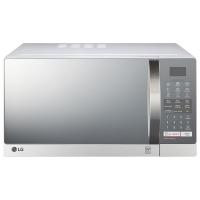 Microondas LG Easy Clean 30 Litros com Grill Espelhado MH7057Q 220V