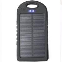 Carregador Portatil Solar X-Cell 8000Mah Preto