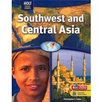 Southwest and central asia, grades 6-8 world regio