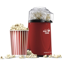 Pipoqueira Elétrica Agratto Pop Cine Manteiga Vermelha