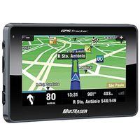 Navegador GPS 4.3'' Multilaser GP033