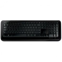Teclado Microsoft Wireless 850 PZ3-00005 Preto
