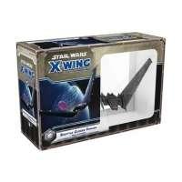 Jogo Shuttle Classe Ipsilon Expansão Star Wars X wing Swx060 Galápagos Jogos