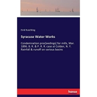 Syracuse Water Works