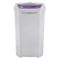 Lavadora De Roupas Wanke Pietra 8.5kg 420W Branca e Lilás