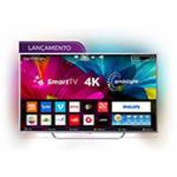 Smart TV LED 4k 65 Philips 65PUG6412/78 com Conversor Digital