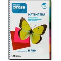 Projeto Prosa - Matemática 3º Ano