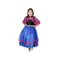 Fantasia Infantil Rubie's Frozen Disney Anna Luxo M