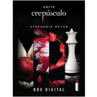 Ebooks Box Série Crepúsculo, Crepúsculo