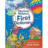 MERRIAM-WEBSTER`S FIRST DICTIONARY