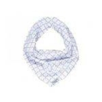 Babador Geometrico Azul - Batistela Ref 2060