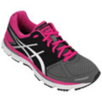 Tênis Asics Gel Neo 33 2.0 Guidance Line Feminino Pink e Preto  f60bb2ee4b8da