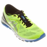 456805fe8cb Tênis Asics Gel Excel 33 3.0 Masculino Verde Limão e Preto