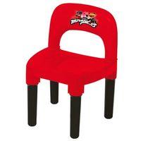 Kit Conjunto De Mesinha E Cadeiras Miraculous Ladybug Fun