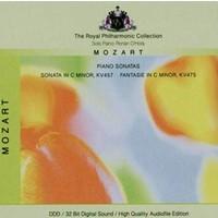 Wolfgang Amadeus Mozart / The Royal Philharmonic Orchestra - Piano Sonatas K.457, 570, 283 Importado