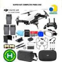 Drone Dji Mavic Air Fly Combo Super Kit Completo Anatel