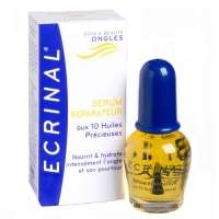 Ecrinal Serum Réparateur Reparador De Unhas 10ml