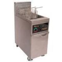 Fritador Água e Óleo 36 Litros Monarcha Fm36g Gás