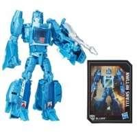 Boneco Transformers Deluxe Titan Return Blurr Hasbro