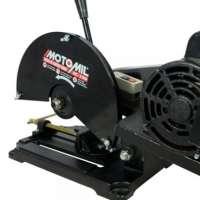 Serra Para Cortar Ferro Sem Motor Com Chave Trifásica Sc 100 Motomil