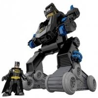 Playset Imaginext Batman Batbot Fisher-Price