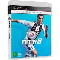 Jogo Fifa 19 PS3