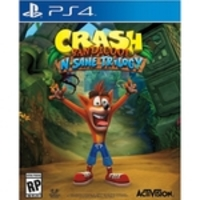 Jogo Ps4 Crash Bandicoot N Sane Trilogy Activision