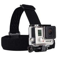 Faixa de Cabeça para Câmera Go Pro Quickclip ACHOM-001 Preto