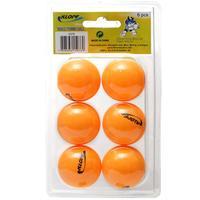 Kit de Bolas para Tênis de Mesa Klopf 6 Peças