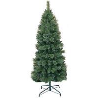 Árvore Tradicional Christmas Traditions com Floquinhos 1.80m