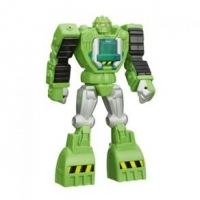 Boneco Transformers Rescue Bots Boulder The Construction Hasbro