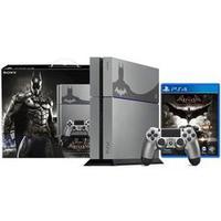 Console Playstation 4 PS4 Edição Limitada + Jogo Batman Arkham Knight 500GB Sony Playstation 4