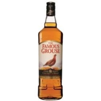Whisky Escocês The Famous Grouse Finest 1L