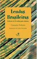 Lendas Brasileiras - Coleção de 27 Contos para Crianças