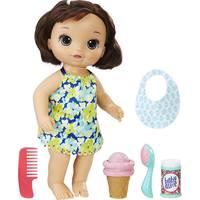5038609fc4 Boneca Baby Alive Sobremesa Mágica Morena Hasbro - Preços com até 49 ...
